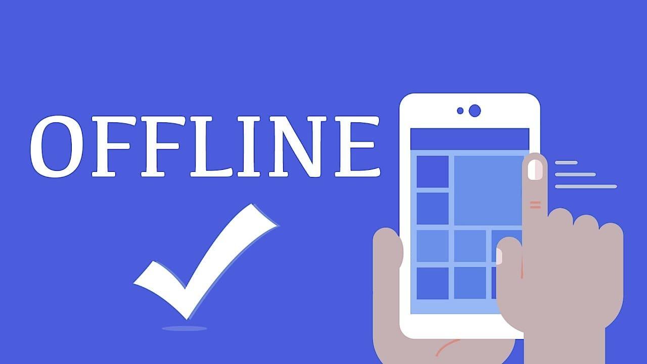 Offline Distribution Technology
