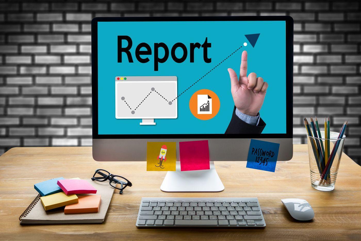 Track Progress Through Consistent Reports