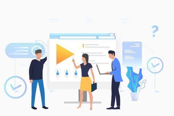 Offline Content Player